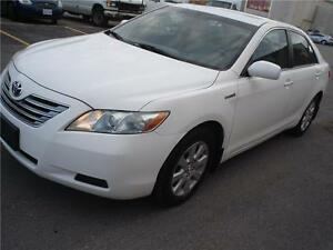2009 Toyota Camry Hybrid,auto,sunroof,one owner