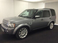 2012 Land Rover Discovery 4 3.0SDV6 ( 255bhp ) 4X4 Auto XS