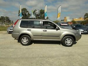 2004 Nissan X-Trail T30 ST (4x4) Silver 4 Speed Automatic Wagon Bayswater North Maroondah Area Preview