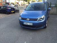 VW TOURAN 2013 **LOW MILEAGE**CHEAP