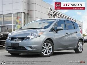 2014 Nissan Versa Note 1.6 SL // LOADED // CVT //