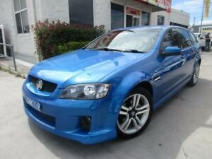 2009 Holden Commodore VE MY09.5 SV6 Blue 5 Speed Automatic Wagon