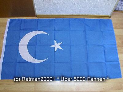 Fahnen Flagge Ostturkestan - 90 x 150 cm