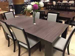 Dining Tables - Chairs - buffets - Liquidation Montreal