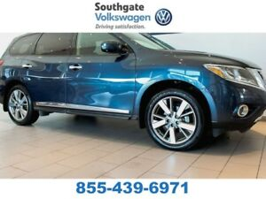 2014 Nissan Pathfinder LEATHER | BLUETOOTH | BACK UP CAMERA | HE