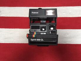 Polaroid OneStep Spirit 600 CL Good Condition