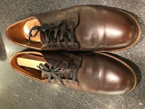 Red Wing Heritage Collection  Beckman Shoes in Brown