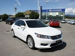 2014 Honda Accord Touring V6 4dr Sedan W/NAV