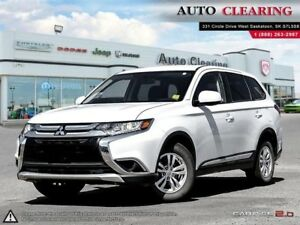 2017 Mitsubishi Outlander ES - Bluetooth & 1500 Towing Capacity
