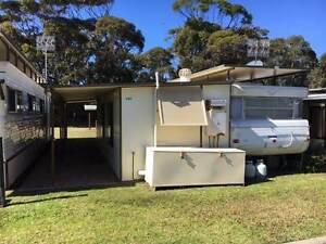Onsite Caravan & Annexe - Gateway Lifestyle Ulladulla 105 Ulladulla Shoalhaven Area Preview