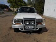 1991 Toyota Landcruiser FJ80R GXL White 4 Speed Automatic Wagon Beverley Charles Sturt Area Preview