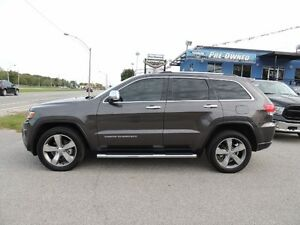 2015 Jeep Grand Cherokee Limited Windsor Region Ontario image 2