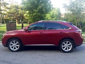 2010 Lexus RX350 SUV for $19,900