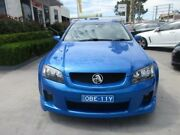 2009 Holden Commodore VE MY09.5 SV6 Blue 5 Speed Automatic Wagon North Parramatta Parramatta Area Preview