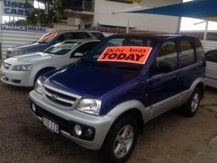 2004 Daihatsu Terios Bowen Whitsundays Area Preview