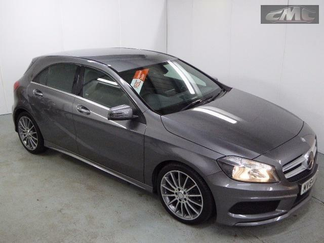 mercedes a class a200 cdi amg sport grey manual diesel 2014 in penylan cardiff gumtree. Black Bedroom Furniture Sets. Home Design Ideas