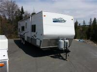 2006 Thor Wanderer 26 Foot Travel Trailer For Sale
