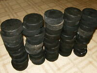 50 Practice Pucks