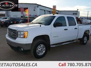 2012 GMC Sierra 2500HD SLE 4X4 6.5 ft. Short Box 6.0L V8 Gas