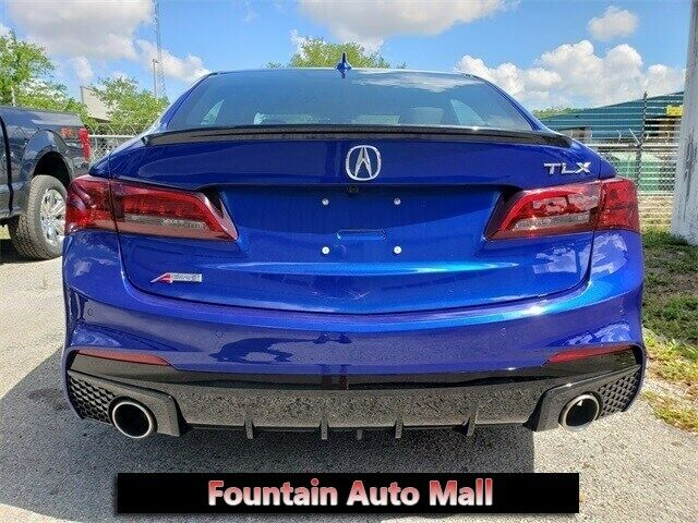 Image 7 Voiture American used Acura TLX 2020