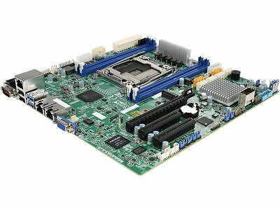 SUPERMICRO X10SRM-F Micro ATX Server Motherboard R3 (LGA 2011) Intel C612