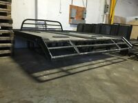 Bulldog Snowmobile Sled Deck