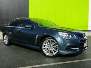 2013 Holden Commodore VF SS-V Redline Grey 6 Speed Manual Sedan Underwood Logan Area Preview