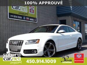 2012 Audi S5 Premium *161$/sem 0$ comptant BMW et MERCEDES