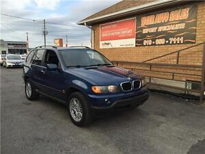 2003 BMW X5 Series 3.0i****LOADED***LEATHER***SUNROOF*** London Ontario image 1