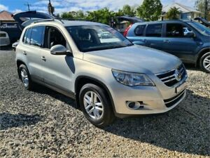 2009 Volkswagen Tiguan 5NC MY09 103 TDI 6 Speed Manual Wagon South Lismore Lismore Area Preview