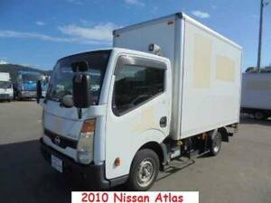 2010 Nissan Atlas Pantech truck, semi-auto, low mileage diesel turbo Coraki Richmond Valley Preview