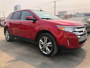 2011 Ford Edge Limited- BACKUP CAMERA/DOUBLE SUNROOF+MORE