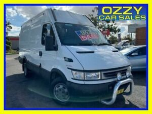 2006 Iveco Daily 50C17 LWB/HI White 6 Speed Manual Van Minto Campbelltown Area Preview