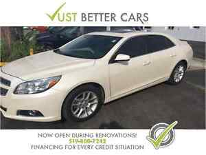 2013 Chevrolet Malibu LT ECO - DON'T WORRY YOUR APPROVED!
