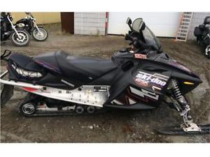 2004 Skidoo.....BAD CREDIT FINANCING AVAILABLE!!