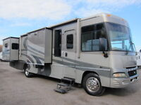 Winnebago Adventurer 2005, 53k km, 55k$