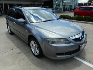 2006 Mazda 6 GY1032 Classic Grey 5 Speed Automatic Wagon Yamanto Ipswich City Preview
