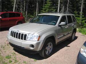 2007 Jeep Grand Cherokee Laredo $4650!!!