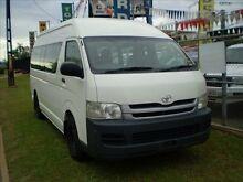 FROM $114 P/WEEK ON FINANCE* 2008 Toyota Hiace Van/Minivan Winnellie Darwin City Preview
