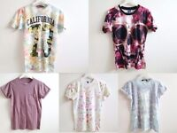 T-SHIRTS ***UNISEX*** (SOLD TOGETHER)