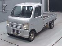 Suzuki Carry pick up 4x4 silver 56,000 kms air conditioning