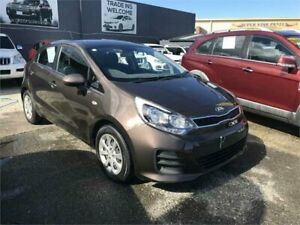 2016 Kia Rio UB MY16 S Brown Sports Automatic Hatchback Dandenong Greater Dandenong Preview