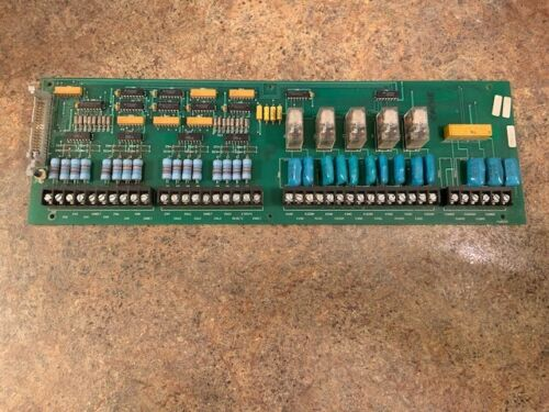 WESTINGHOUSE 3D17295G01 INPUT/OUTPUT CIRCUIT BOARD