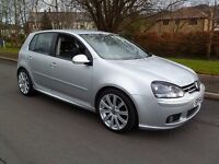 2005 Volkswagen Golf GT TDi. R32 Replica. Full History. Remapped. Stunning Car. Px Possible