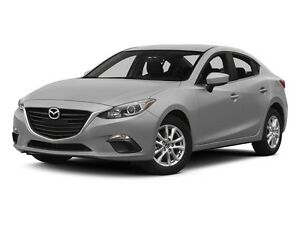 2015 Mazda Mazda3 BLUETOOTH! RAIN SENSING WIPERS!