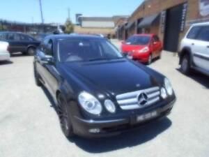 2003 Mercedes-Benz E500 Sedan Wangara Wanneroo Area Preview