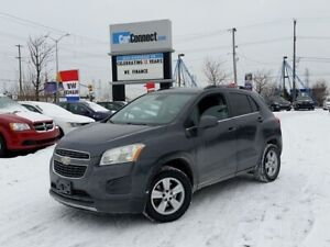 2015 Chevrolet Trax LT AWD ONLY $19 DOWN $52/WKLY!!