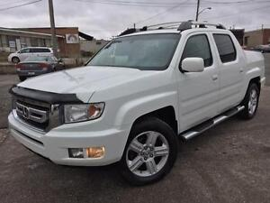 2009 Honda Ridgeline EX-L **LEATHER-SUNROOF**