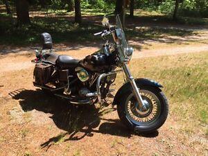 1983 Harley Davidson Wide Glide FXWG Shovelhead