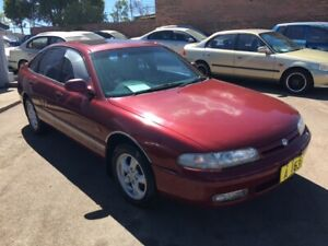 1997 MAZDA 626 SDX 2..5LTR V6 AUTOMATIC HATCHBACK ( GREAT VALUE LOW KLM'S )  Bayswater Bayswater Area Preview
